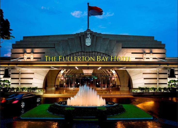 The Fullerton Bay Hotel Singapore - Featured Image