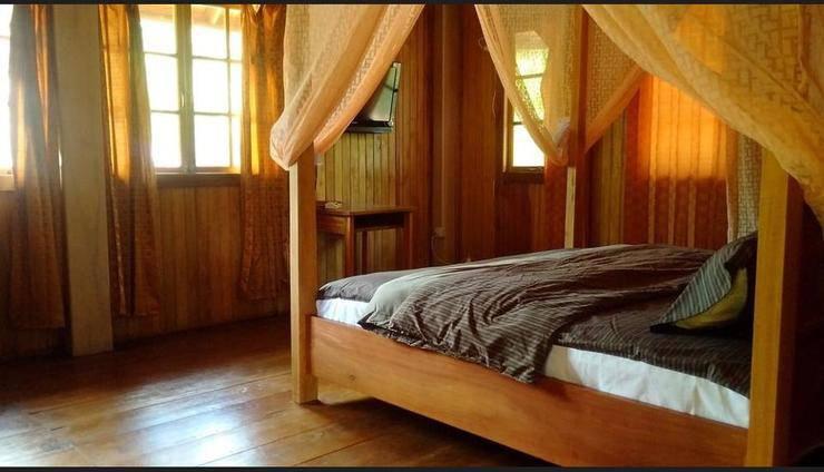 Jonaths Cottage Bunaken Manado - Guestroom