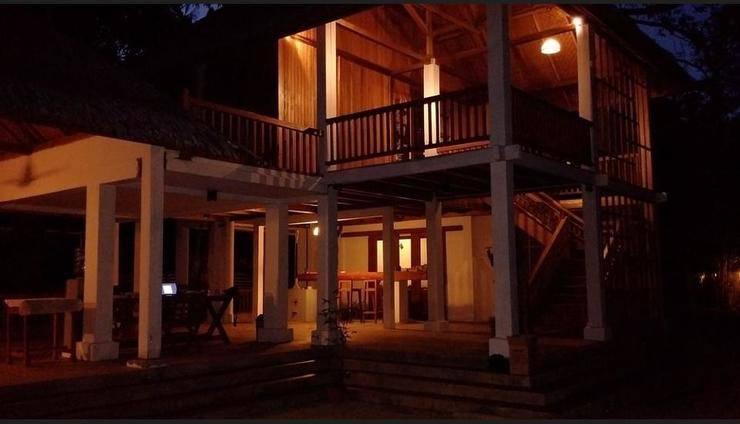 Alamat Jonaths Cottage Bunaken - Manado