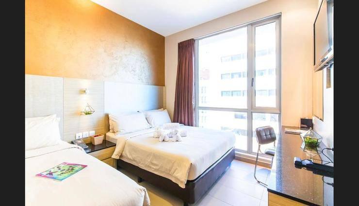 Parc Sovereign Hotel Albert St - Guestroom