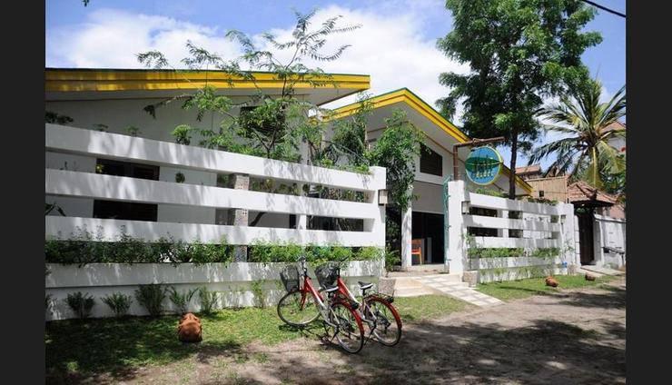 Jali Resort - Gili Trawangan Lombok - Featured Image