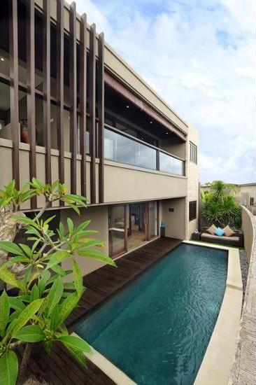 Uppala Villa & Spa Nusa Dua Bali - Indoor Pool