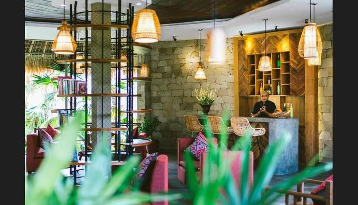 Honai Resort Bali - Lobby Lounge