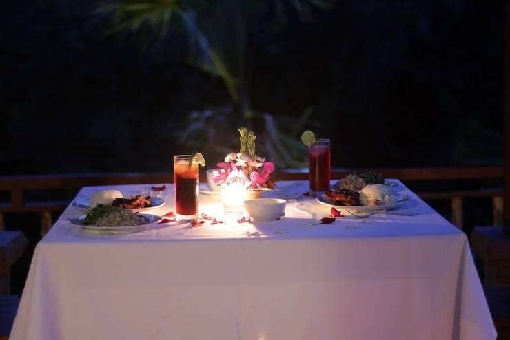 Mekar Sari Villla Ubud Bali - Food Court