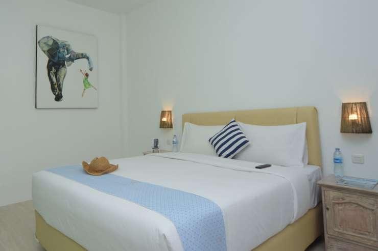 Sanur House Bali - Guestroom