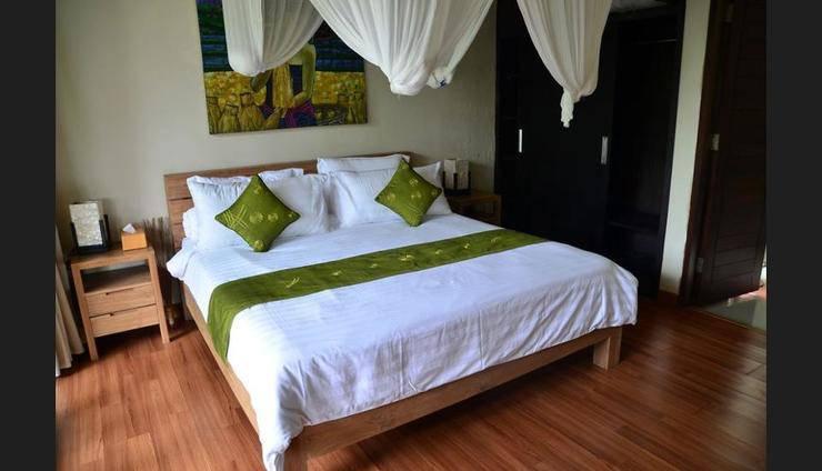 Villa Intan Bali Legian Bali - Guestroom