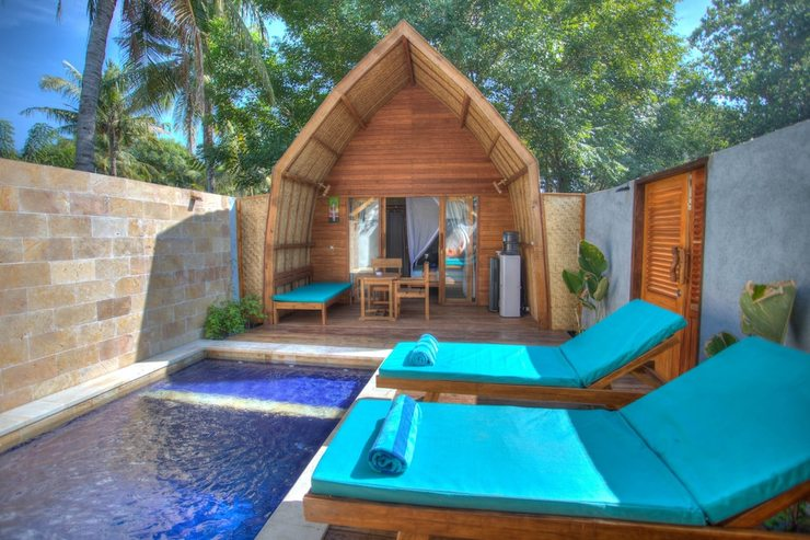 Hoomea Private Pool Villas Lombok - Featured Image
