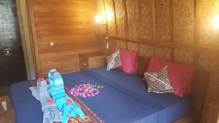 Hoomea Private Pool Villas Lombok - Guestroom