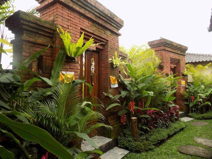 Candy Villa Bali - Hotel Entrance