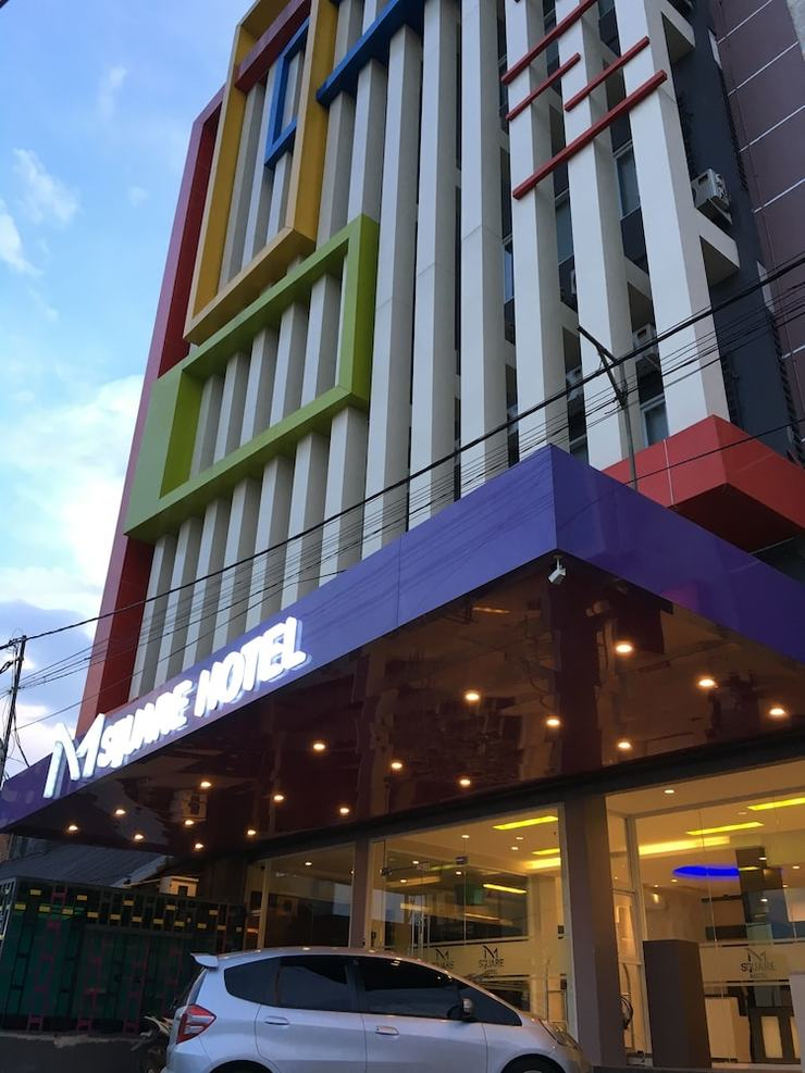 Msquare Hotel Palembang - Featured Image