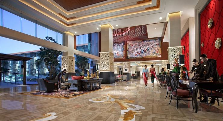 The Trans Resort Bali - Lobby