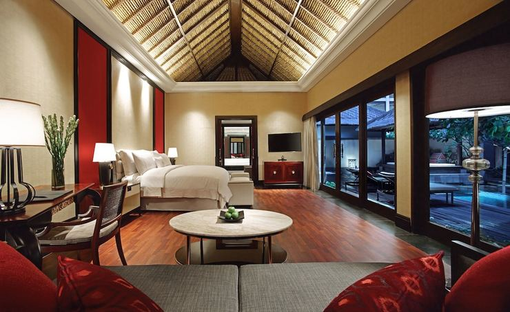 The Trans Resort Bali - Living Area