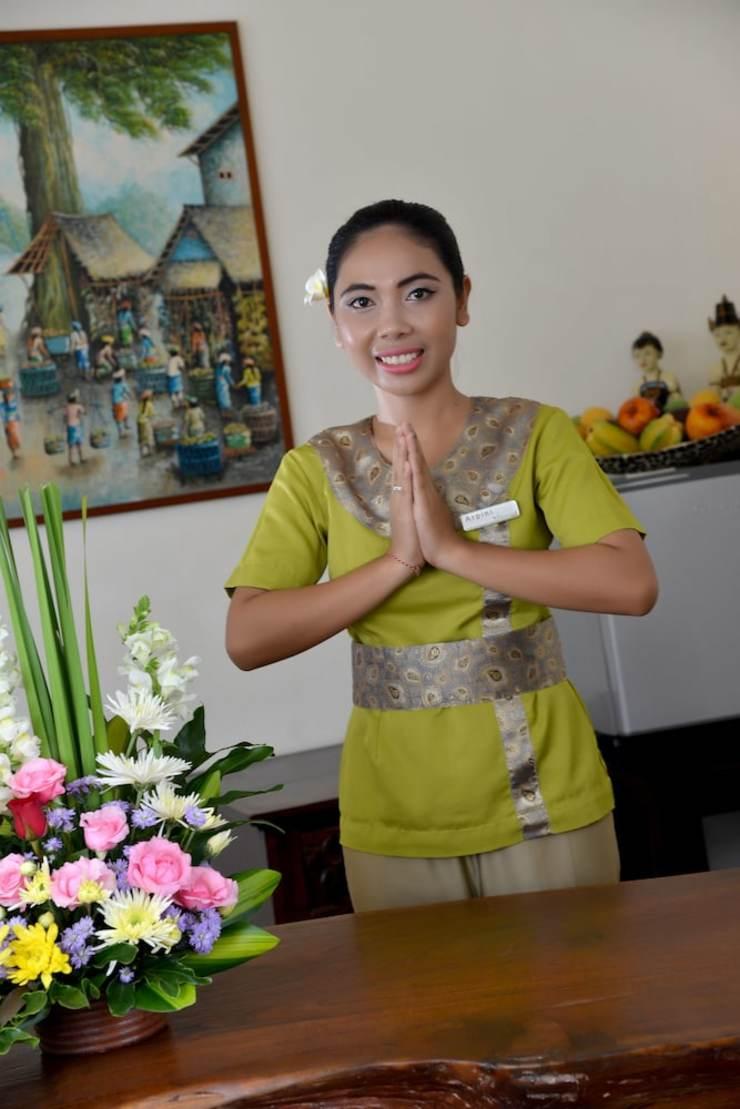 The Khayangan Dreams Villa Seminyak Bali - Reception