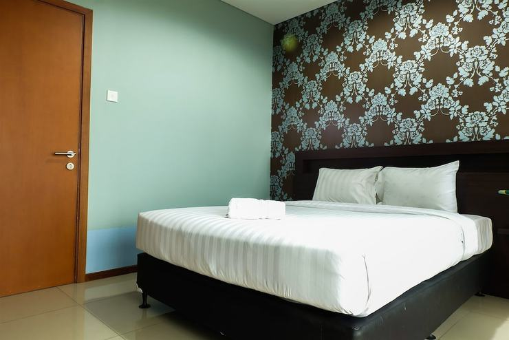1 BR Thamrin Residence City View By Travelio Jakarta - Guestroom