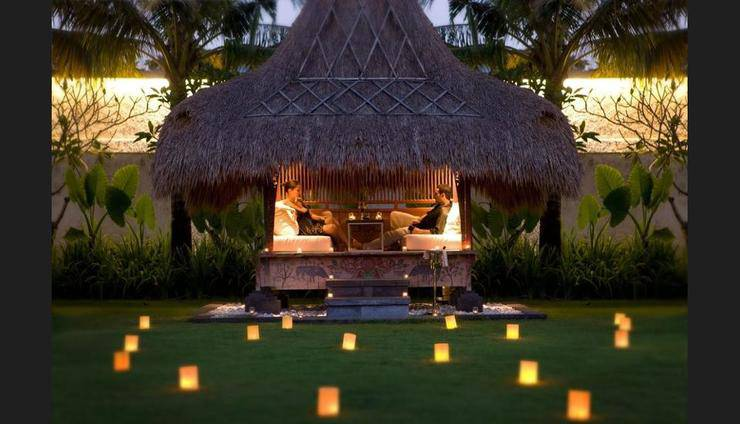 The Royal Santrian Bali - Hotel Interior