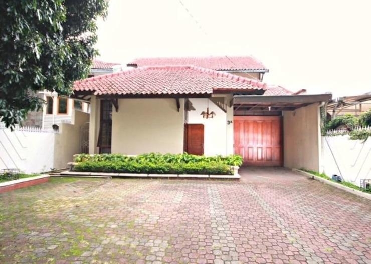 De Kapten Cottage Setiabudi Bandung - Featured Image