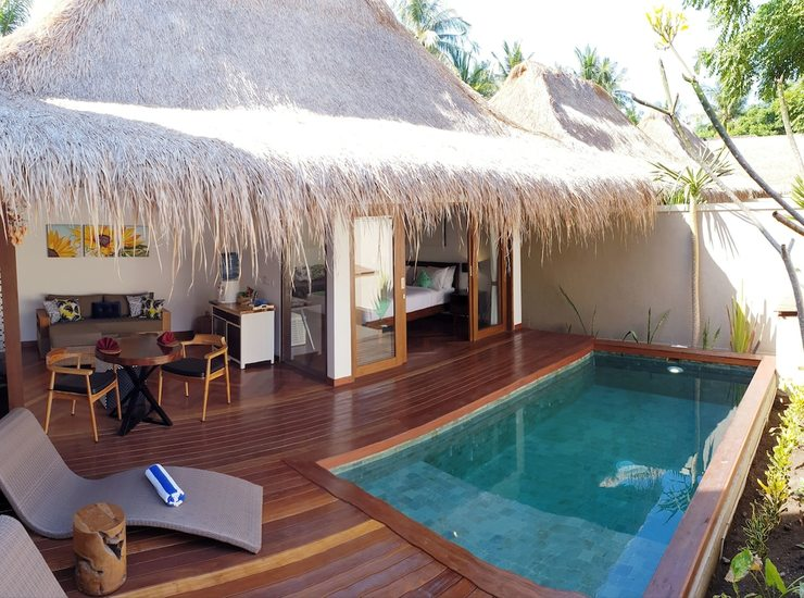 Pera ONE Villas Lombok - Featured Image