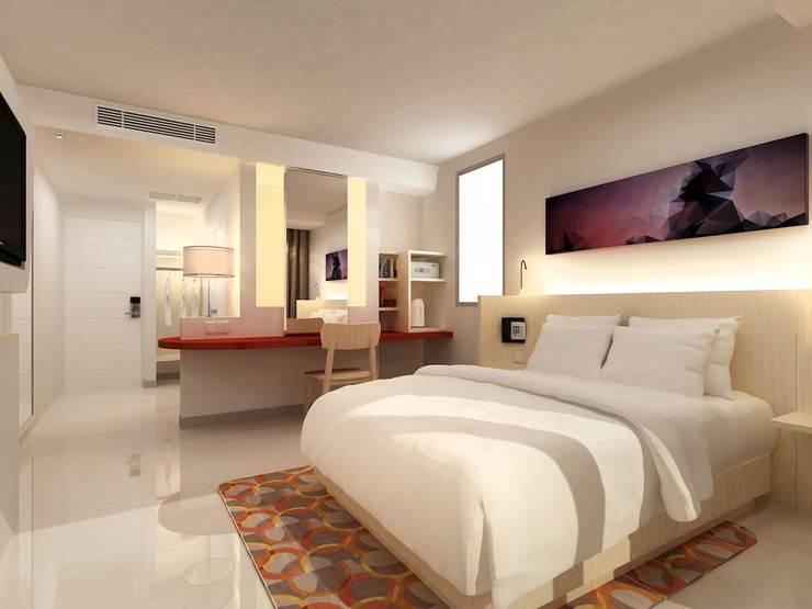 Fairfield by Marriott Surabaya Surabaya - Guestroom