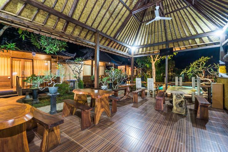 Lembongan D'Licks Villa Bali - Restaurant