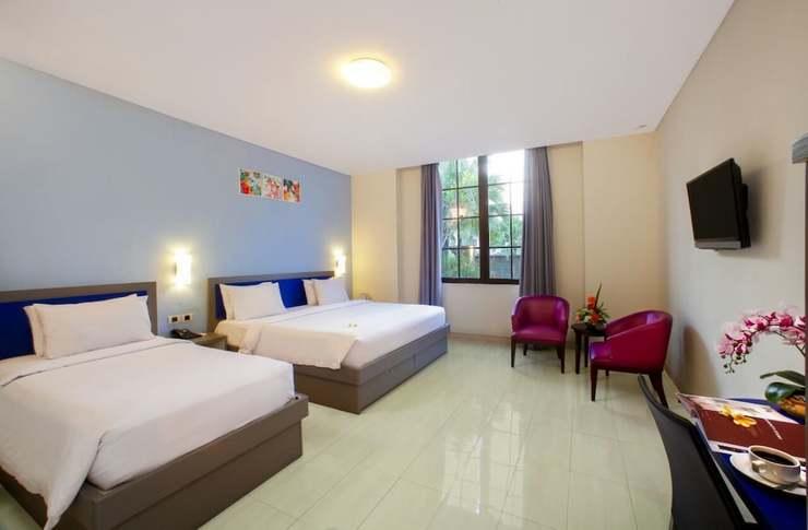 éL Hotel Grande Malang Malang - Guestroom