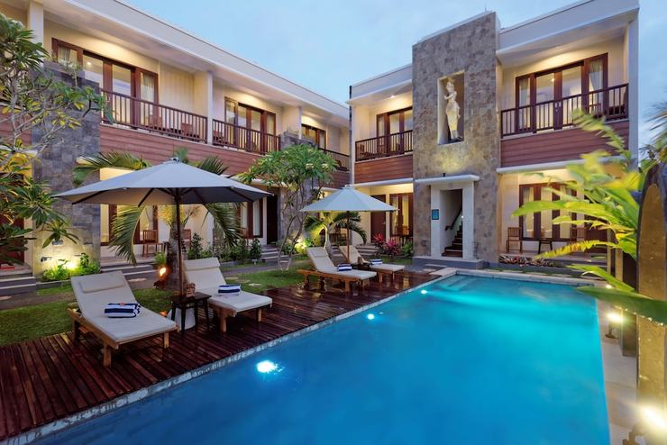 U Tube Hotel & Spa Bali - Featured Image