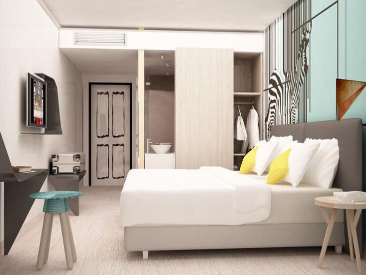 Ibis Styles Bali Petitenget - Guestroom