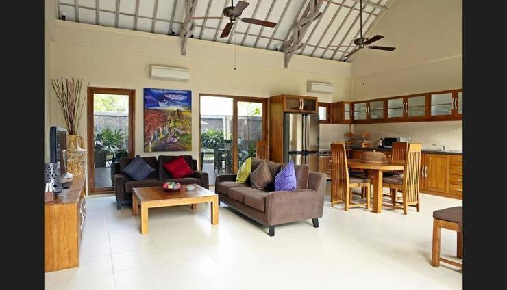 Harga Hotel Villas at The Lovina Bali (Bali)