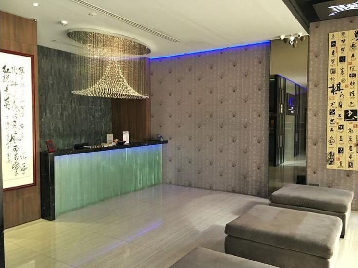 Bliss Hotel Singapore - Reception
