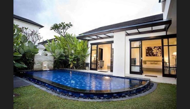 D'Wina Villa Kuta - Terrace/Patio