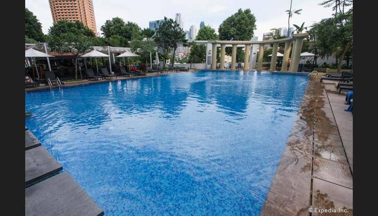Park Hotel Clarke Quay - Pool