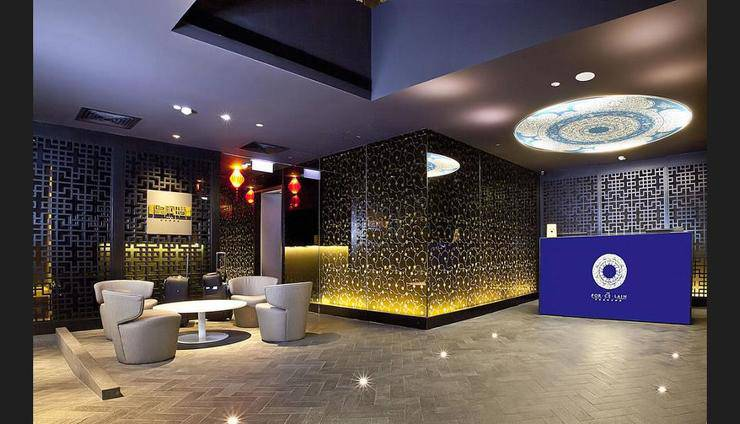 Harga Hotel The Porcelain Hotel by JL Asia (Singapore)