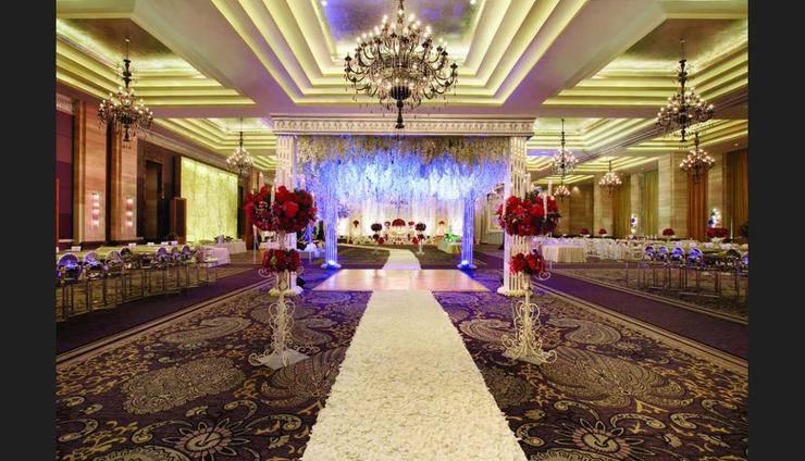 Hotel Indonesia Kempinski Jakarta - Indoor Wedding