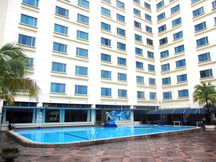 Grand Angkasa Medan - Outdoor Pool