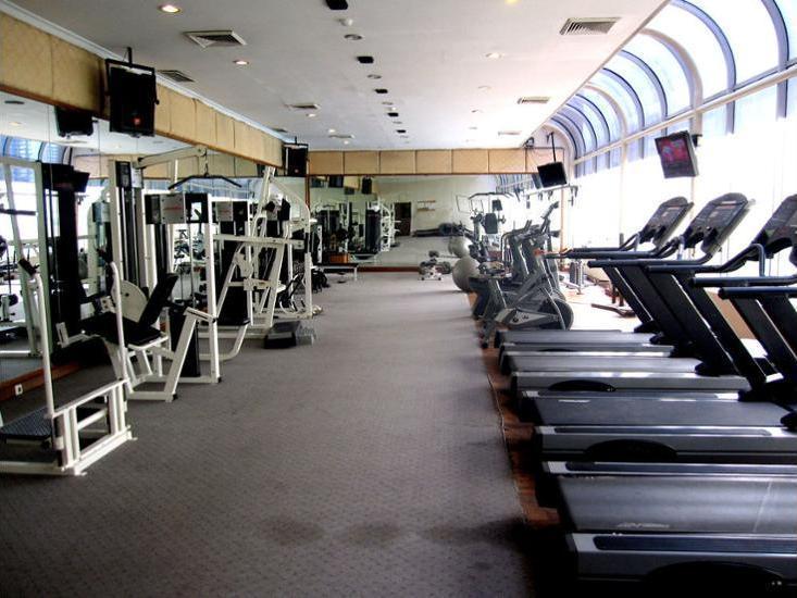 Grand Angkasa Medan - Fitness Facility