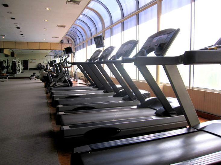 Grand Angkasa Medan - Gym