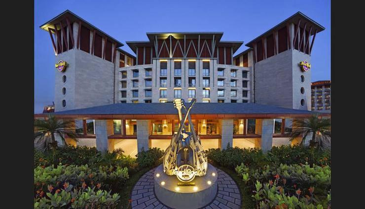 Resorts World Sentosa - Hard Rock Hotel Resorts World Sentosa - Hard Rock Hotel - Featured Image
