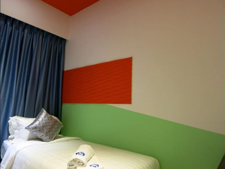 Hotel Snow Singapore - Guestroom