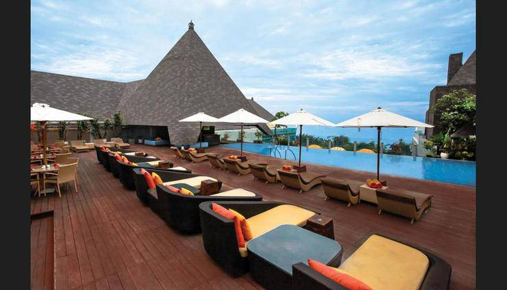 The Kuta Beach Heritage Hotel Bali Booking Murah Mulai Rp1