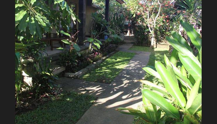 CHEZ IDA Bali - Courtyard