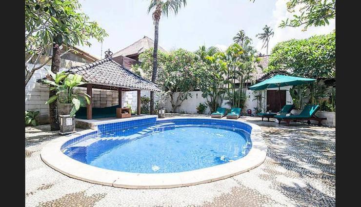 Kumpul Kumpul Villa I Double Six Bali - Outdoor Pool