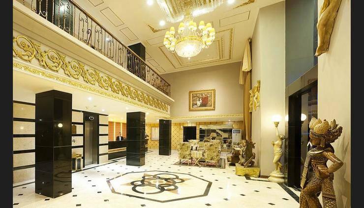 Hotel Olympic Jakarta - Featured Image