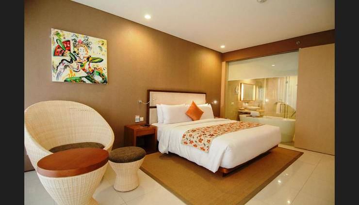 Harga Hotel VOUK Hotel and Suites (Bali)