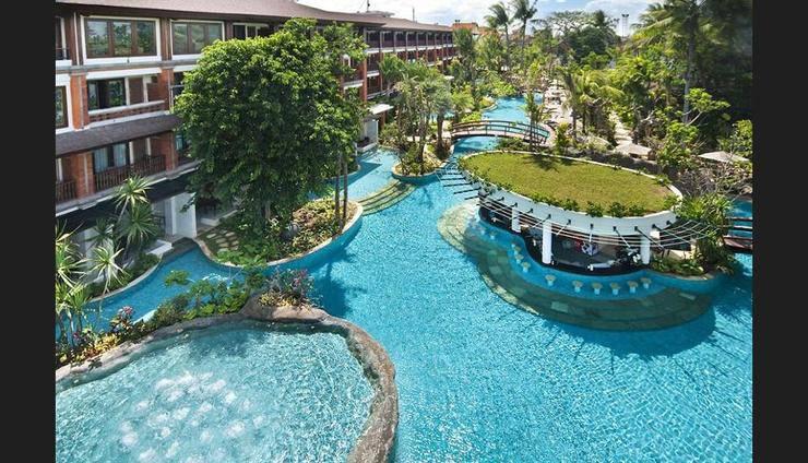 Padma Resort Legian - Pool