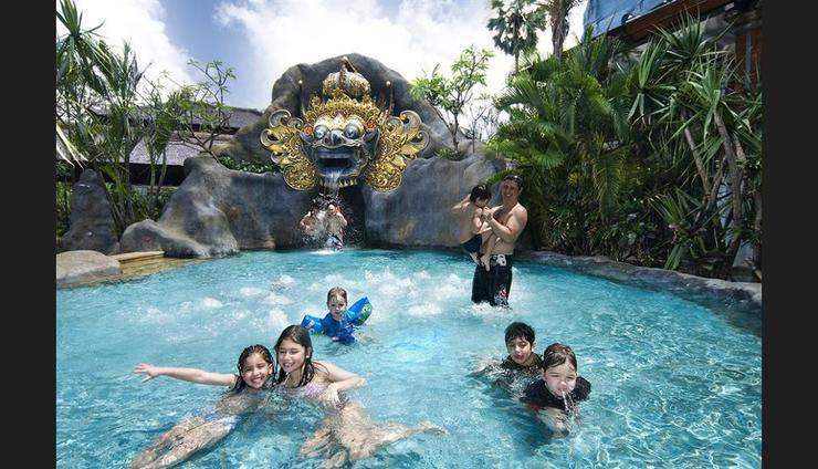 Padma Resort Legian - Outdoor Pool