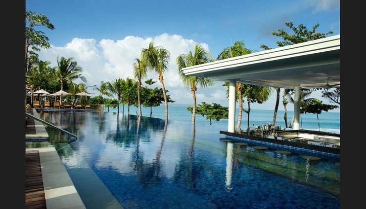 Padma Resort Legian - Infinity Pool