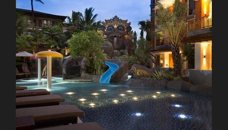 Padma Resort Legian - Waterslide