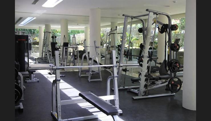 Padma Resort Legian - Gym