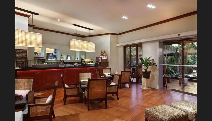 Padma Resort Legian - Restaurant