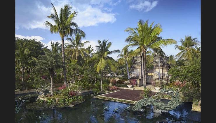 Padma Resort Legian - Property Grounds