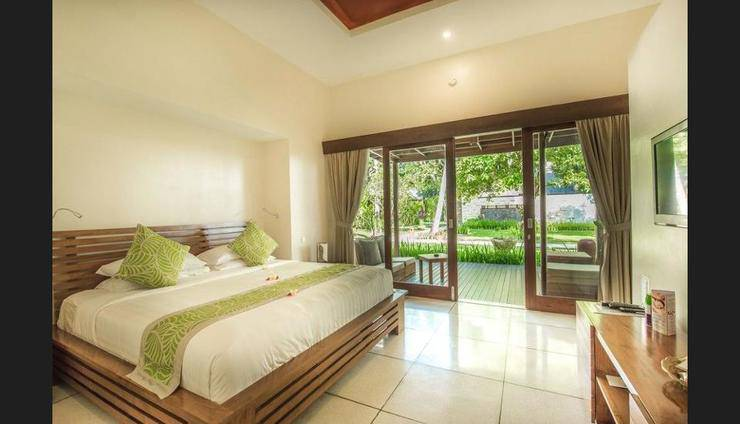 Harga Hotel The Chandi Boutique Resort (Lombok)